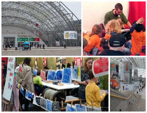 Lesungen prägen die Leipziger Buchmesse