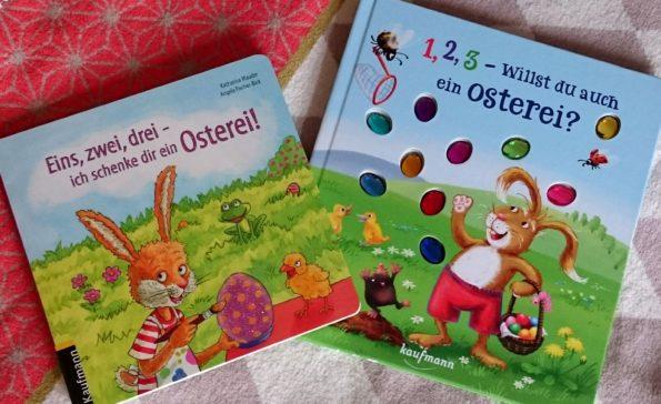 Pappe Bilderbücher Ostern von Katharina Mauder, Osterhase, Ostereier