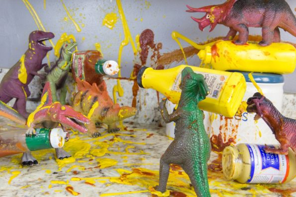 Dinovember, Fantasie, Sauerei, Dinosaurier, Kreativität
