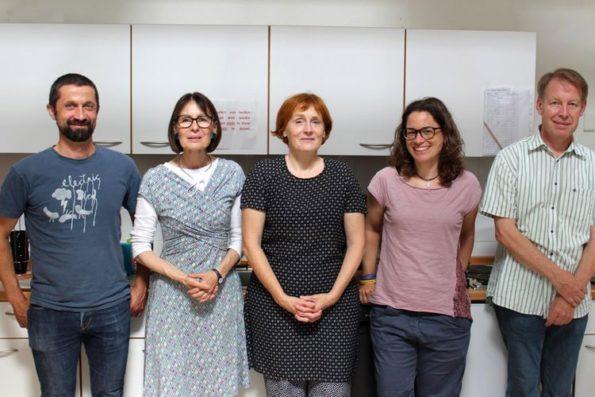 Kinderbuchautoren, Kinderbuchillustratoren, Katharina Mauder, Schule am Sooren, Autorentag