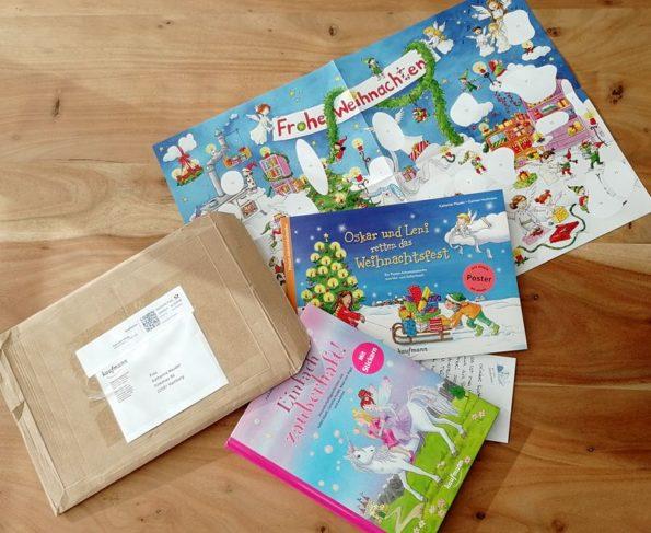 Katharina Mauder, neue Kinderbücher, Poster-Adventskalender, Mädchen-Vorlesebuch, Neuerscheinungen 2018