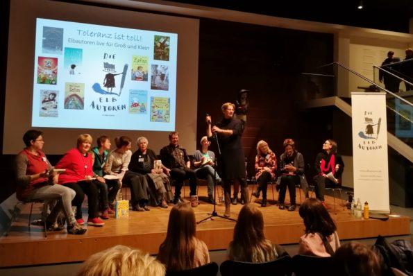 Elbautoren, Kinderbuch, Jugendbuch, Hamburg, Lesung für Toleranz, Toleranz ist toll, Altonaer Museum, Kinderbücher, Jugendbücher, Kinderbuchautoren