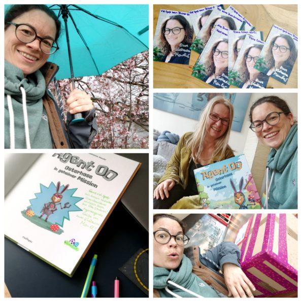 Katharina Mauder macht was mit Kinderbüchern -- als Autorin, Texterin und Workshop-Leiterin