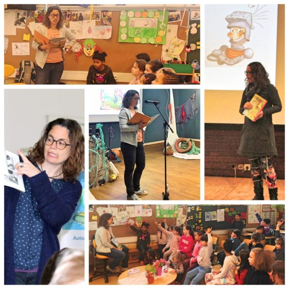 Katharina Mauder gibt Kinderbuchlesungen in Hamburg, Lesungen für Kinder, Schullesungen, Kindergartenlesungen, Autorenbegegnungen