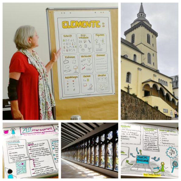 Katharina Mauder war beim Texttreff-Workshop-Wochenende vom Texttreff, dem Netzwerk wortstarker Frauen